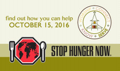Stop Hunger Now - Oct 15 2016