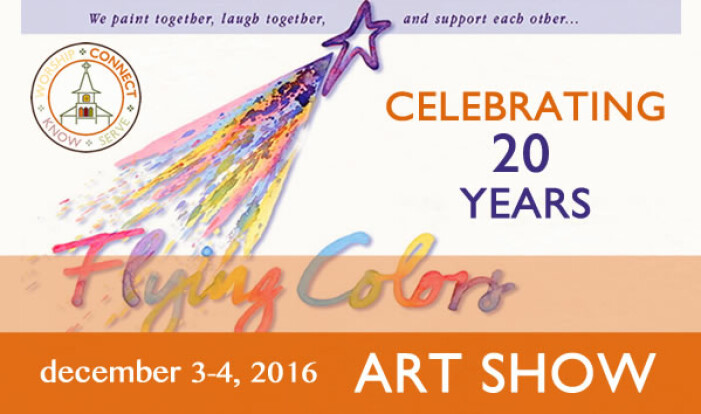 Flying Colors Art Show