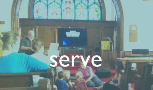 Serve the Community