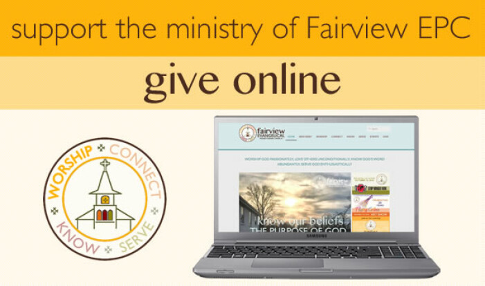 Online Giving is Now Available