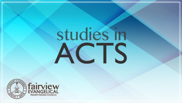 Series: Studies in Acts