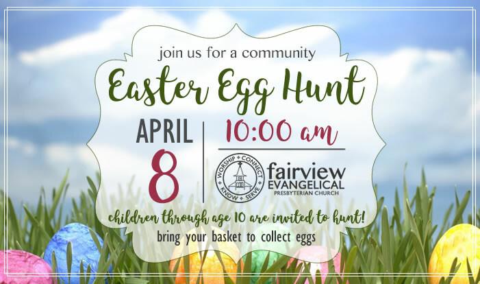 Easter Egg Hunt - Apr 8 2017 10:00 AM