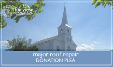 Update on Major Church Roof Repairs and Donation Plea