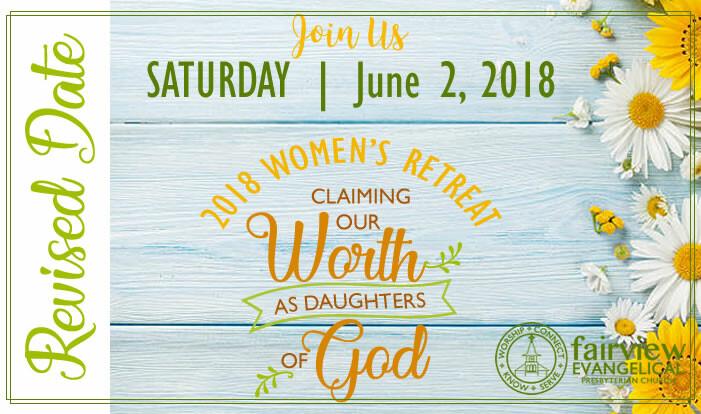 2018 Women's Retreat - Jun 2 2018