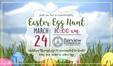 Easter Egg Hunt - Mar 24 2018 10:00 AM