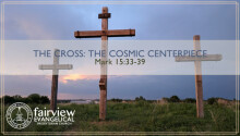 The Cross: The Cosmic Centerpiece