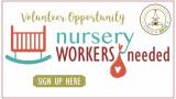 SERVE // Nursery Attendant Sign Up