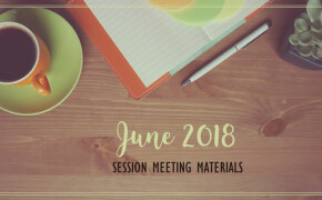 June 2018 Session Packet