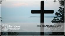 The Signature Sin