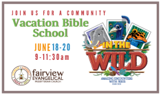 SIGN UP HERE // Vacation Bible School 2019