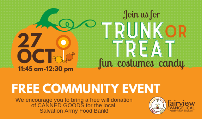 Trunk or Treat 2019 - Oct 27 2019 11:45 AM