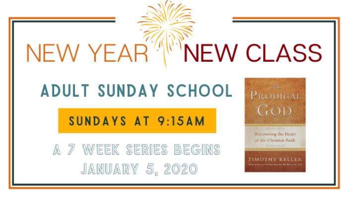 The Prodigal God - Sundays 9:15 AM