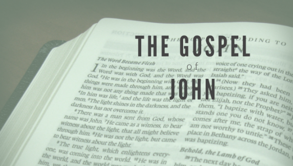 Series: The Gospel of John
