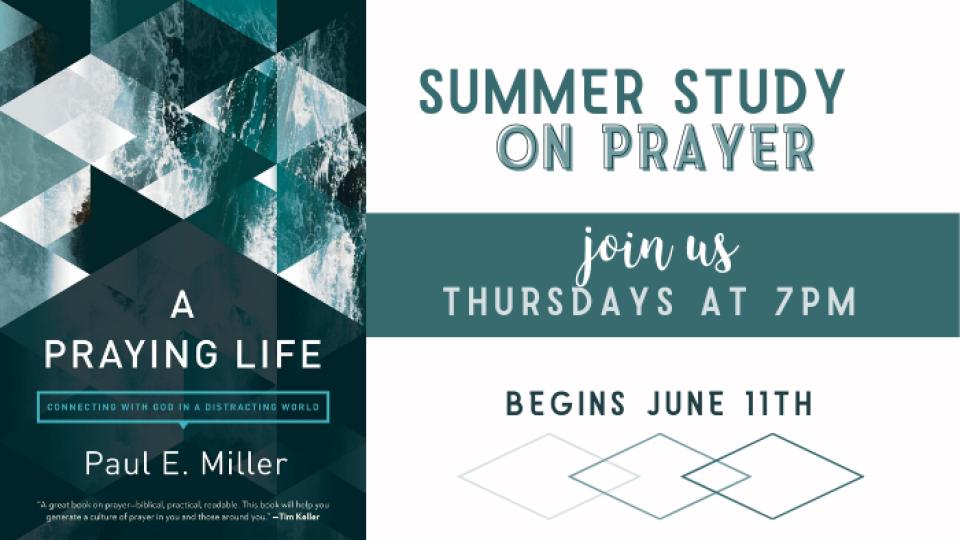 Prayer Study Group