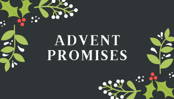 Series: Advent Promises
